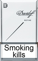 Davidoff Refine White