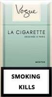 Vogue Super Slims Menthol