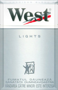 West Stream Tec Lights (Silver)
