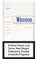 Winston Super Slims White 100s